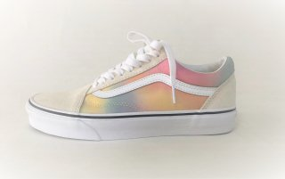 VANS /W Old  Skool (AURA SHIFT)/USA企画