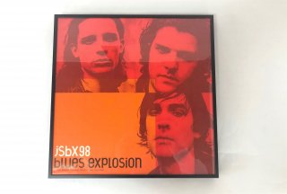 VINTAGE POSTER / JON SPENCER BLUES EXPLOSION