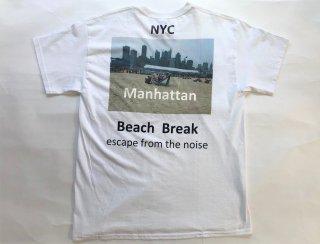TOBIAS CASUALS /   PRINT TEE  Manhattan
