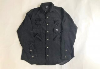 ABU GARCIA / CORDUROY FISHING SHIRT