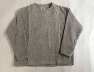 THING FABRICS / Switching Pull Over <Brushed Pile>