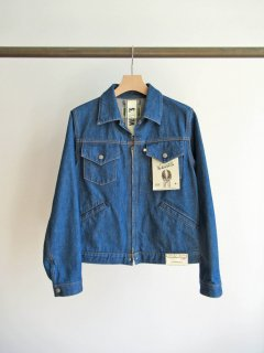 WESTOVERALLS(ウエストオーバーオールズ) 877Z DENIM TRACKER JACKET ONEWASH [UNISEX]