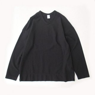 NO CONTROL AIR(ノーコントロールエアー) HIGH TWISTED COTTON KNIT GEORGETTE L/S