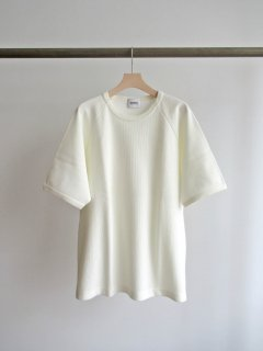 blurhms(ブラームス) ROUGH&SMOOTH THERMAL LOOSE FIT TEE