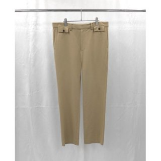 URU(ウル) COTTON RAYON EASY PANTS
