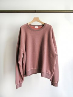 URU(ウル) CREW NECK SWEAT