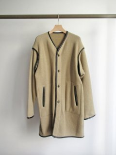 YOKE(ヨーク) RIVERSIBLE BOA LINNER COAT