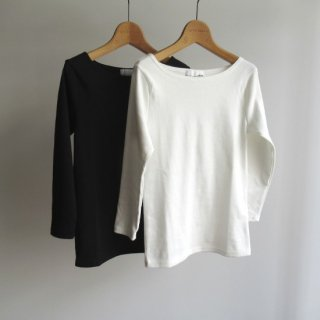 unknot(アンノット) BOAT NECK CUT [WOMEN]