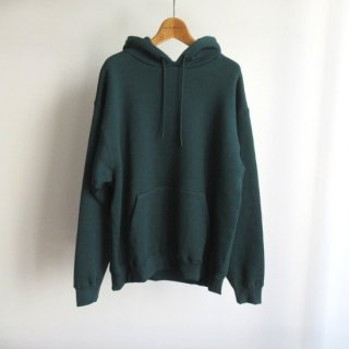 unfil(アンフィル) COTTON-TERRY HOODIE