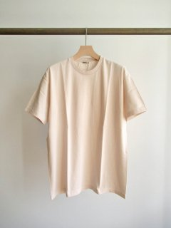 AURALEE(オーラリー) SEAMLESS CREW NECK TEE