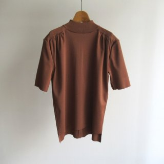 <img class='new_mark_img1' src='https://img.shop-pro.jp/img/new/icons20.gif' style='border:none;display:inline;margin:0px;padding:0px;width:auto;' />TAN(タン) SMOOTH BLOUSE [WOMEN]