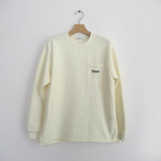 PHEENY(フィーニー) POCKET LONG SLEEVE T [WOMEN]