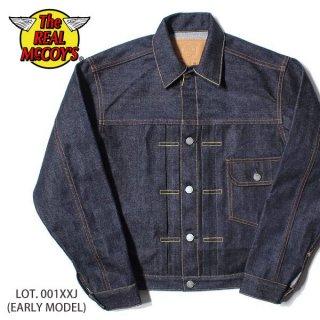 ザ リアルマッコイズ LOT. 001XXJ アーリーモデル ジージャン デニムジャケット MJ19015 THE REAL McCOY'S