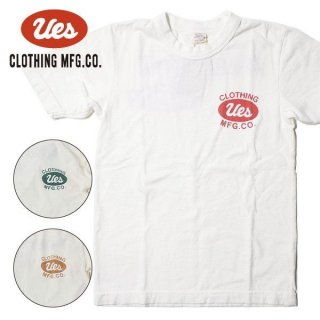 ウエス Tシャツ UES WEAR WELL 651904 UES