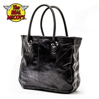 ザ リアルマッコイズ JOE McCOY LEATHER TOTE BAG / PATCH WORK トートバック MA16020 THE REAL McCOY'S