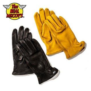 ザ リアルマッコイズ BUCO MOTORCYCLE GLOVE / DEERSKIN グローブ 手袋 BA14101 THE REAL McCOY'S