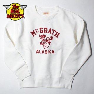 ザ リアルマッコイズ 吊り編み 両Vスウェット MCGRATH MC18124 THE REAL McCOY'S