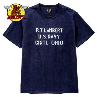 ザ リアルマッコイズ MILITARY TEE / R.T. LAMBERT Tシャツ MC19019 THE REAL McCOY'S