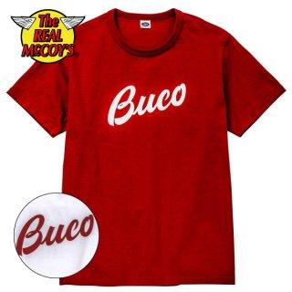 ザ リアルマッコイズ BUCO TEE / DELTA MOTORSPORTS Tシャツ BC19007 THE REAL McCOY'S