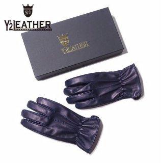 ワイツーレザー インディゴホース ショート グローブ 手袋 YG-01 Y'2 LEATHER