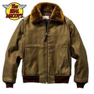 ザ リアルマッコイズ U.S.N. コットン フライトジャケット ミリタリージャケット MJ19111 THE REAL McCOY'S