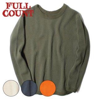 フルカウント ヘビーウエイト ワッフルサーマル ロングスリーブTシャツ 5964 FULLCOUNT