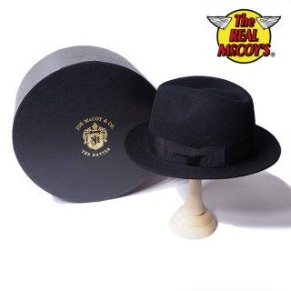 ザ リアルマッコイズ ダブルダイアモンド ラビットファー ハット 帽子 MA19104 THE REAL McCOY'S