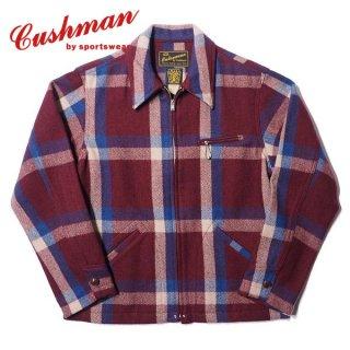 クッシュマン 30's ウールチェック スポーツジャケット 21301 CUSHMAN