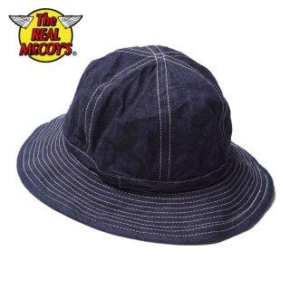 ザ リアルマッコイ デニム アーミーハット 帽子 DENIM ARMY HAT MA17013 THE REAL McCOY'S