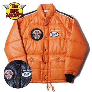 ザ リアルマッコイズ ブコ ナイロンキルティングジャケット BUCO OFFICIAL QUILTING JACKET BJ11111 THE REAL McCOY'S