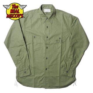 ザ リアルマッコイズ N-3 ユーティリティーシャツ UTILITY SHIRT 長袖  MS19016 THE REAL McCOY'S