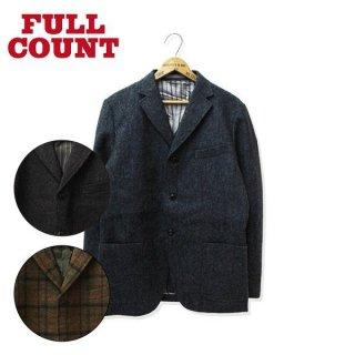 フルカウント ツイード サックジャケット テイラー TWEED SACK JACKET 2961 FULLCOUNT