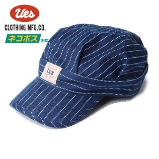 ウエス ウォバッシュ ワークキャップ 帽子 82W-SP UES