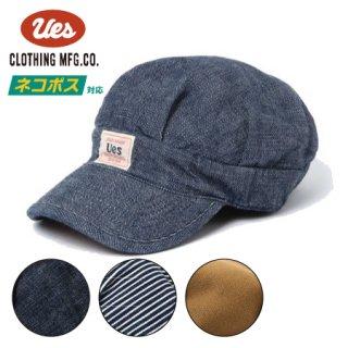 ウエス ワークキャップ 帽子 82W UES