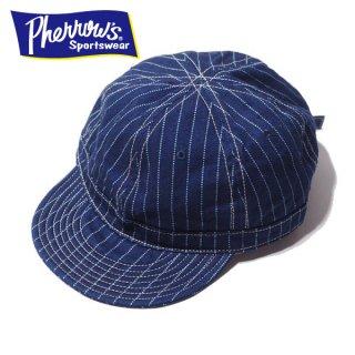 フェローズ ワークキャップ ウォバッシュ メカニック 帽子 PWCC1-W PHERROWS