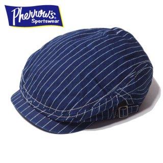 フェローズ ウォバッシュ ハンチングキャップ 帽子 SHC1-W PHERROWS