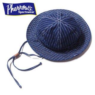 フェローズ ウォバッシュ ジャングルハット 帽子 PJH1-W PHERROWS