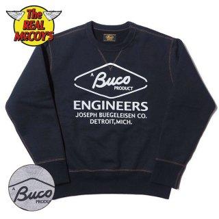 ザ リアルマッコイズ BUCO スウェット スエット SWEATSHIRT / ENGINEER BC19103 THE REAL McCOY'S