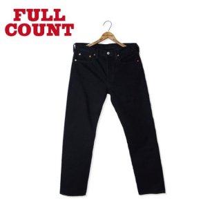 フルカウント 1108 BLACK BLACK ブラックデニム ジーンズ 1108BK FULLCOUNT