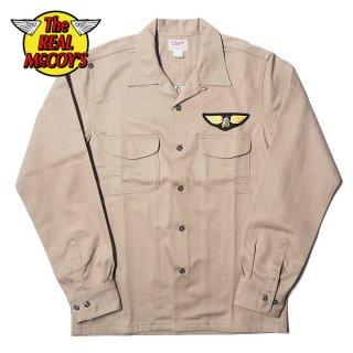 ザ リアルマッコイズ BUCO CLUB SHIRT / ANDERSON C.C. BS16101 ブコ シャツ 長袖 THE REAL McCOY'S