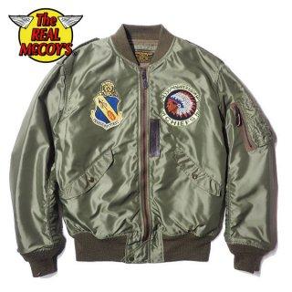 ザ リアルマッコイズ TYPE L-2 335th FIGHTER SQDN フライトジャケット ミリタリー MJ20006 THE REAL McCOY'S