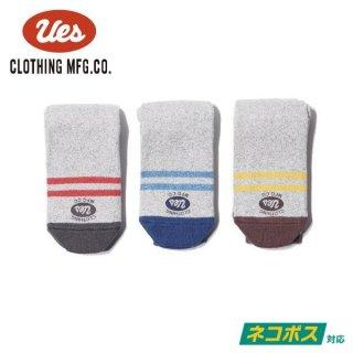ウエス 杢ソックス 靴下 SX-2 UES