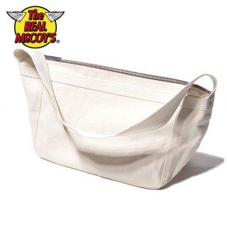 ザ リアルマッコイズ キャンバス ニュースペーパーバック CANVAS NEWS PAPER BAG MA20015 THE REAL McCOY'S