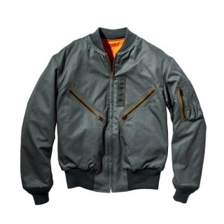 【PRE-ORDER】ザ リアルマッコイズ REVERSIBLE FLIGHT JACKET / FRUHAUF FLYING APPAREL MJ20007 THE REAL McCOY'S