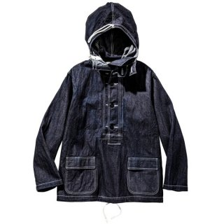 【PRE-ORDER】ザ リアルマッコイズ U.S. NAVY DENIM PARKA MJ20014 THE REAL McCOY'S
