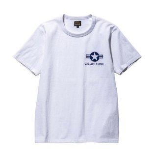 ザ リアルマッコイズ ミリタリーTシャツ MILITARY TEE / U.S. AIR FORCE MC20016 THE REAL McCOY'S