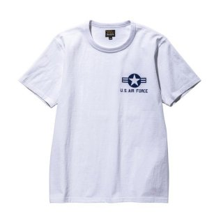 【PRE-ORDER】ザ リアルマッコイズ ミリタリーTシャツ MILITARY TEE / U.S. AIR FORCE MC20016 THE REAL McCOY'S