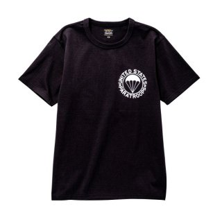 【PRE-ORDER】ザ リアルマッコイズ ミリタリーTシャツ MILITARY TEE / UNITED STATES PARATROOPS MC20017 THE REAL McCOY'S