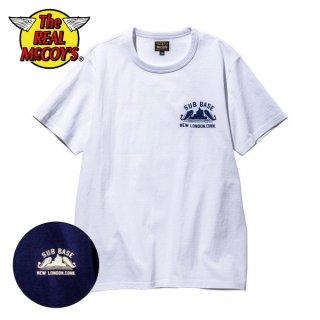 ザ リアルマッコイズ ミリタリーTシャツ MILITARY TEE / SUB BASE MC20018 THE REAL McCOY'S