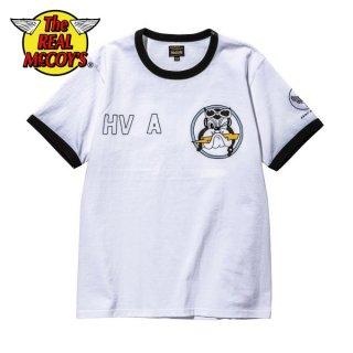 【PRE-ORDER】ザ リアルマッコイズ ミリタリーTシャツ MILITARY TEE / ZEMKES WOLFPACK MC20019 THE REAL McCOY'S